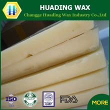 Natural and pure bulk organic yellow beeswax
