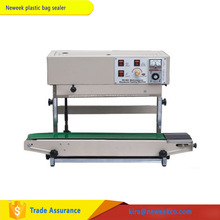 NEWEEK temperature control coding band snack bag sealing machine with date printing function