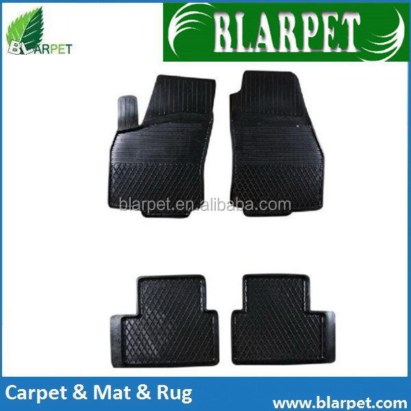 Top quality cheap rubber material 3d car mat