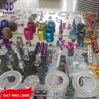 ISO 9001 OEM custom high precision 5 axis milling