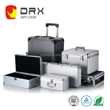 Aluminium Tool Box Flight Case Lockable Briefcase