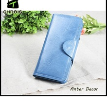 OEM brand india leather custom wallet china maker