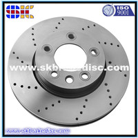 auto spare parts factory selling high quality brake disc 7L8615601E