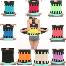 Wholesale custom made private label s - xxl waist trainer slimming belt perfect body shaper