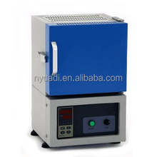 Laboratory Equipment Heat Treatment Small Electric Sintering Furnace, Mini Muffle Furnace
