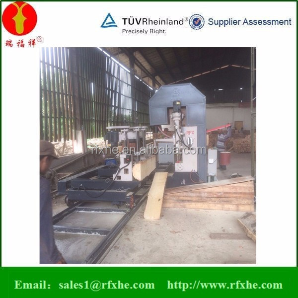 chainsaws in malaysia 36 inch Useful CNC Vertical Band Sawmill With Carriage