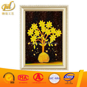New 5d Diamond Embroidery Kits Cross-Stitch Season Trees Home Diamond Painting Mosaic DIY Pictures Paint y128