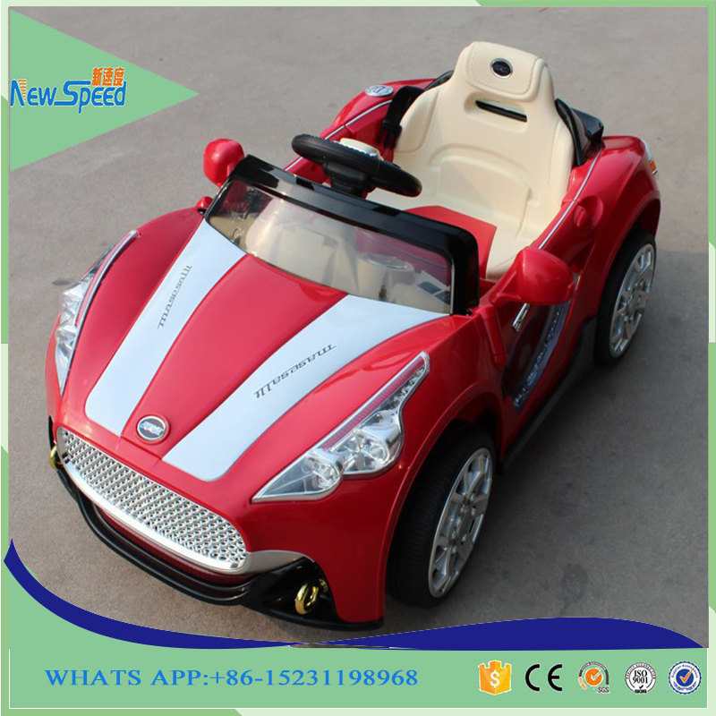 Kids Toy Vehicle 6V Battery Powered Baby Ride On Car