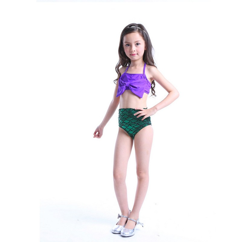 Wholesale Kids Swimwear kids swimsuit Models High Quality Children Bikini Swim Suit SW627