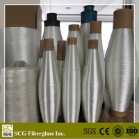 Fiberglass yarn for cable , e-glass yarn fibre