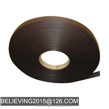 Flexible self- adhesive rubber strong magnetic strip