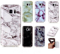 Popular custom case Printed Soft TPU Rubber Gel Marble Patterned Silicone Skin Case Cover