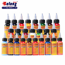 Solong tattoo permanent makeup micro pigment stable tattoo ink