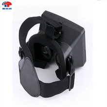 Adjustable Elastic Hook and Loop Band for VR 3D Glasses Box Carboard OEM