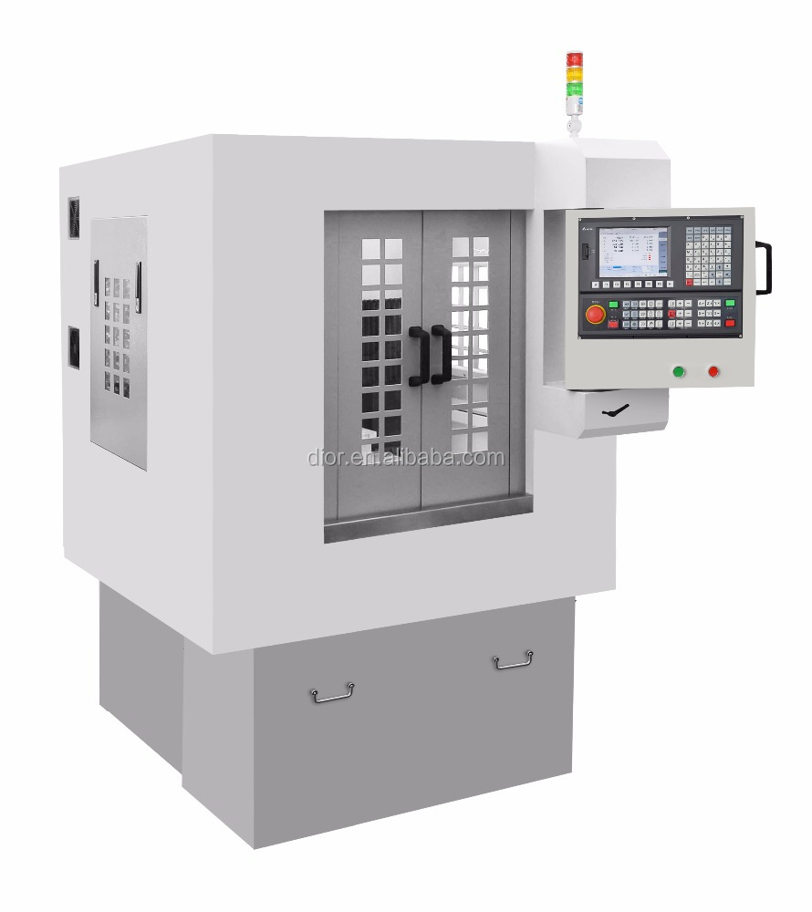 Factory DA-400T Non-ferrous-Metal Non-metal highlight milling grinding drilling tapping shaping engraving machine