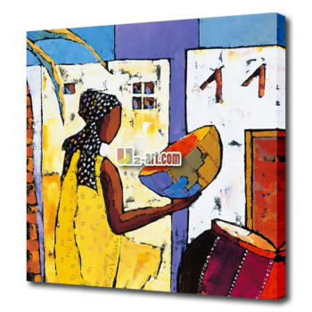 African american oil paintings