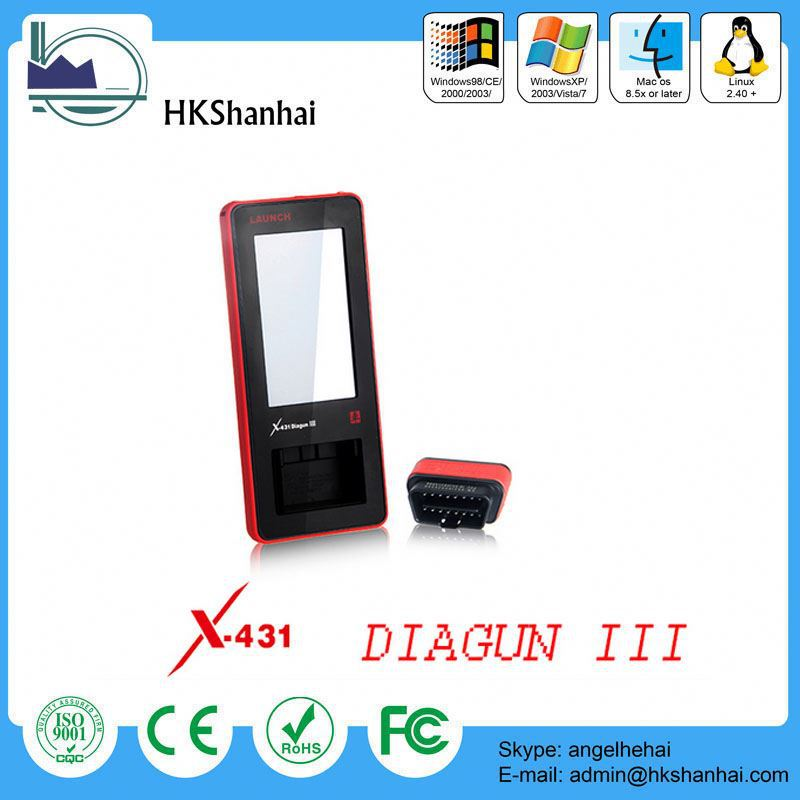 most popular products launch x431 creader viii crp129 / launch x-431 manufacturer from china