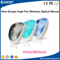 New Arrival Privacy Security 2.4GHz Wireless 1600DPI Optical Mouse with USB Receiver, Support A Key Lock Screen