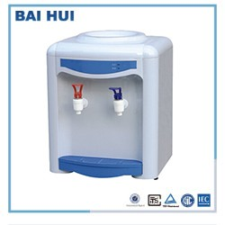 desk type water dispenser