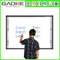 China manufacturer cheap price usb wireless portable interactive whiteboard system