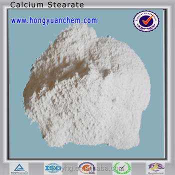 CAS NO1592-23-0 Non-toxic Calcium Stearate for pvc additive