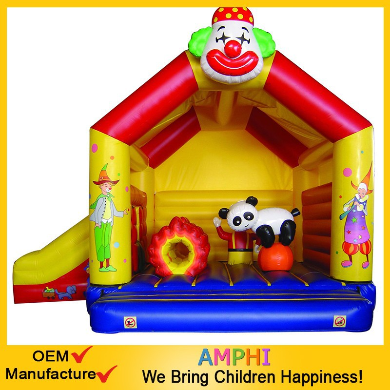 top Sale Monster Truck Inflatable Bounce House
