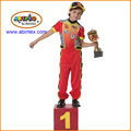 Girls or boys Racing costume (12-092) with ARTPRO brand