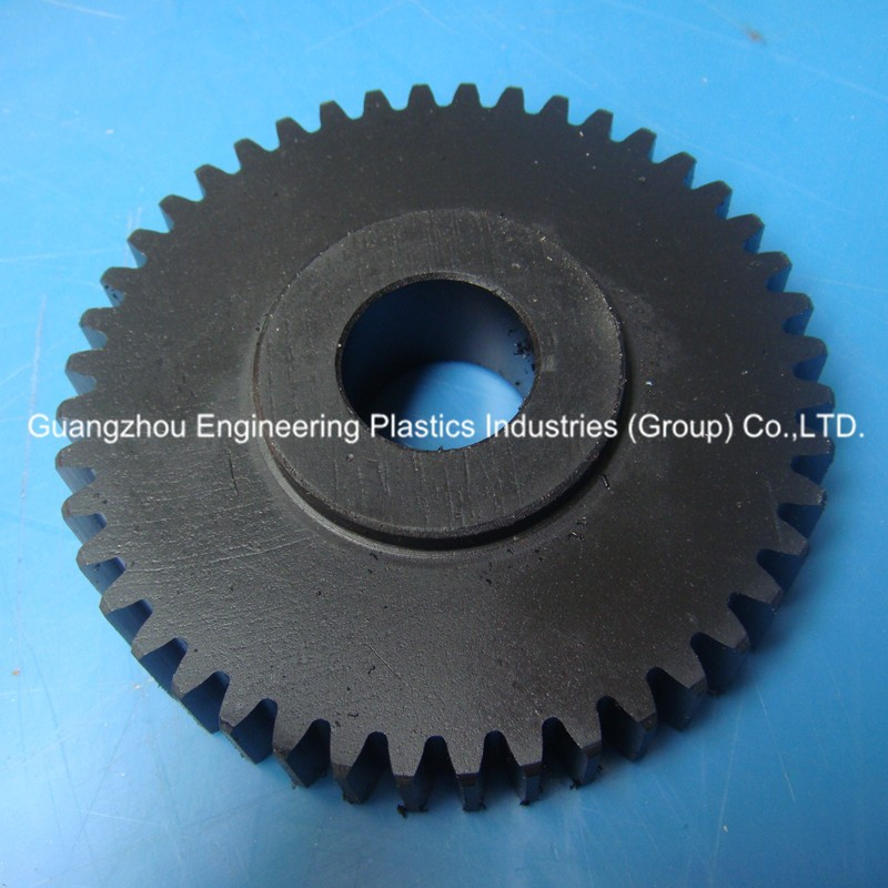 Customized Non-Standard CNC Machining plastic pom tooth gears