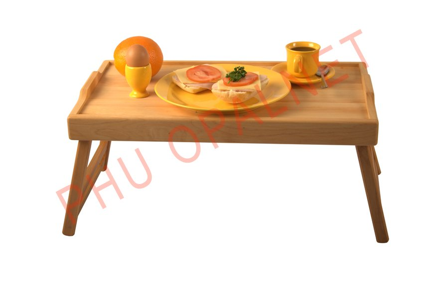 breakfast tray. . breakfast tray laying on white bed in upscale