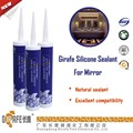 Non-corrosive Silicone Sealant for Specially Mirror