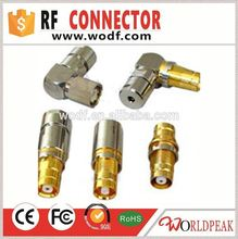 d-link router 1.6/5.6 Male Crimp Connector For BT3002 Cable