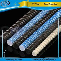 High Strength GFRP Fiberglass Rebar Bolts For Coal Mining