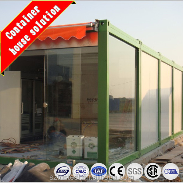 2014 Cheap Hot Sale wooden container house