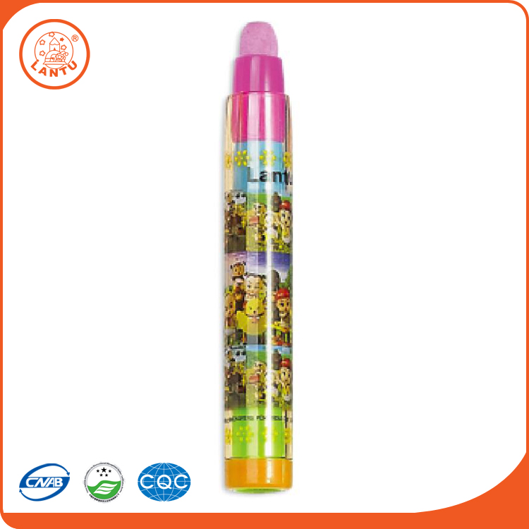 Lantu Best Selling Products Pen Shaped Stackable Eraser For Students