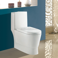new design high quality low price commode,top -selling siphon flushing commode