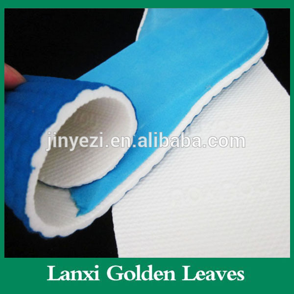 Good Quality Sport EVA Foam Sweat Absorb Removable Insole warm foam moulded insoles for shoes