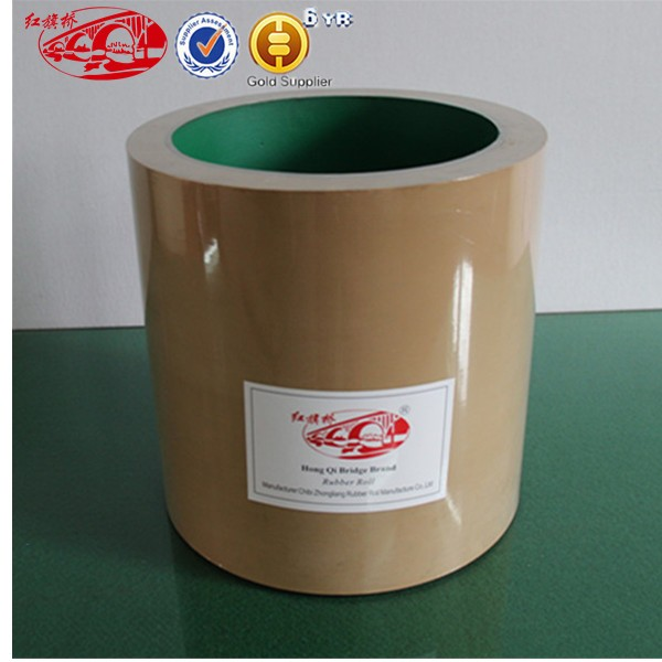 10 inch white agricultural rubber roller