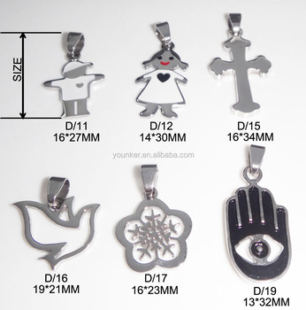 High Quality Stainless Steel Pendant Wholesale
