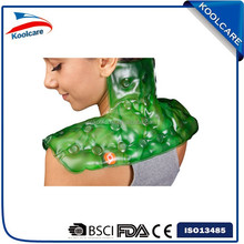 neck&shoulder hot pack reusable heat pack liquid gel hot pack