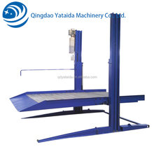 Widely Used Residential Auto Parking Hydraulic Lifting Elevator 2 Post Car Lift for Home Garage