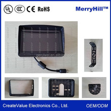 Dashboard Placement 7/10/12 Inch Sun Visor Touch Screen LCD Monitor 12V