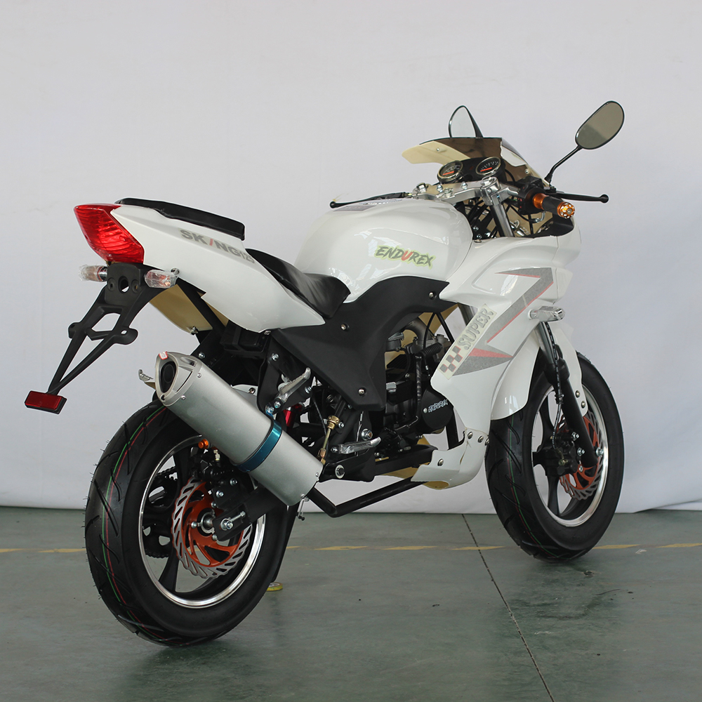 Cheap China 125cc Automatic Smart Motorcycle