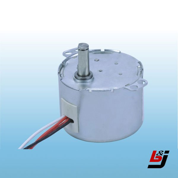 Ac synchronous motor with low rpm for pump compressor for Low rpm ac electric motor