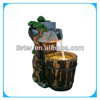 Resin Garden Fountain Water Fountain Home