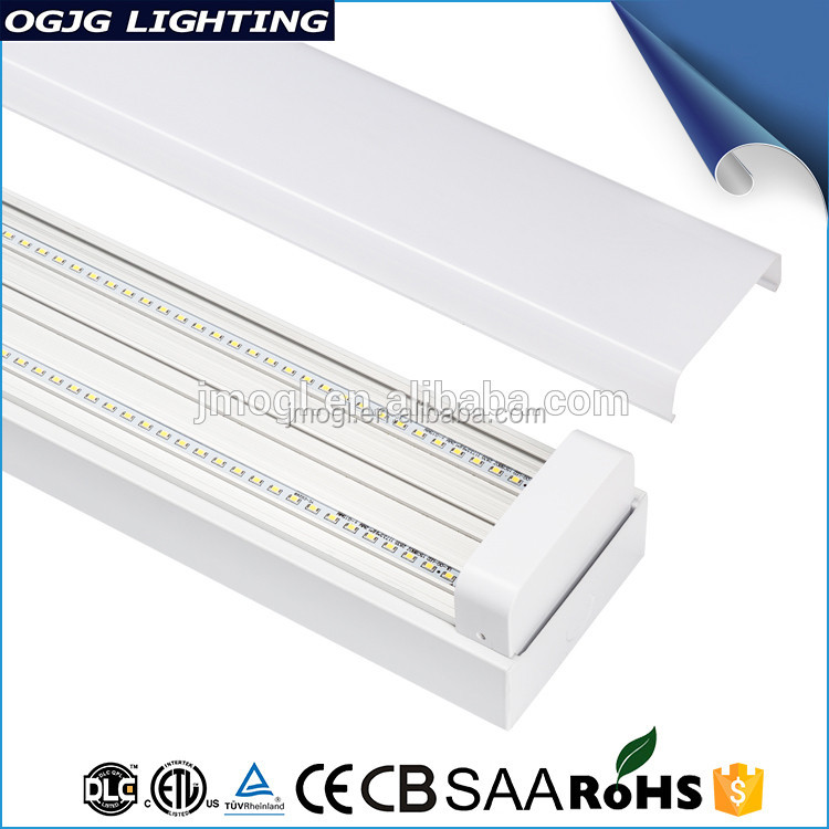 5 Years Warranty Emergency Linear Fixture Ceiling Mounted Suspended Batten Hanging Led Pendant Lamp