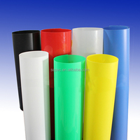 plastic packing material transparent color PP film for medical package business