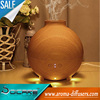 SOICARE large capacity essential oil aroma diffuser wood grain