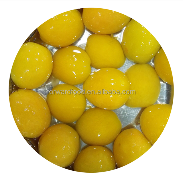 Bulk Canned Apricots fruit in Halves, Dices, Slices in Light Syrup - China Top 10 Canned Food Manufacturer for sale