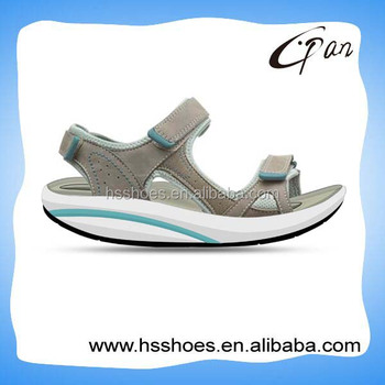 2016 new fashion product of woman sandal fitness sandals