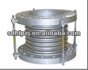 fabricate high quality flexible metal expansion joint with fiange( best price)